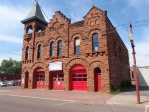 UP Firefighters Hall of Fame, Calumet