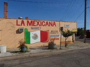 La Mexicana, filled with good stuff
