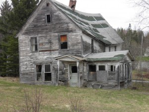 Herman House Needs Some TLC