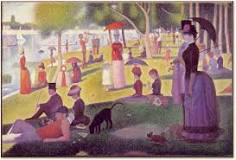 Artiste  Georges Seurat.