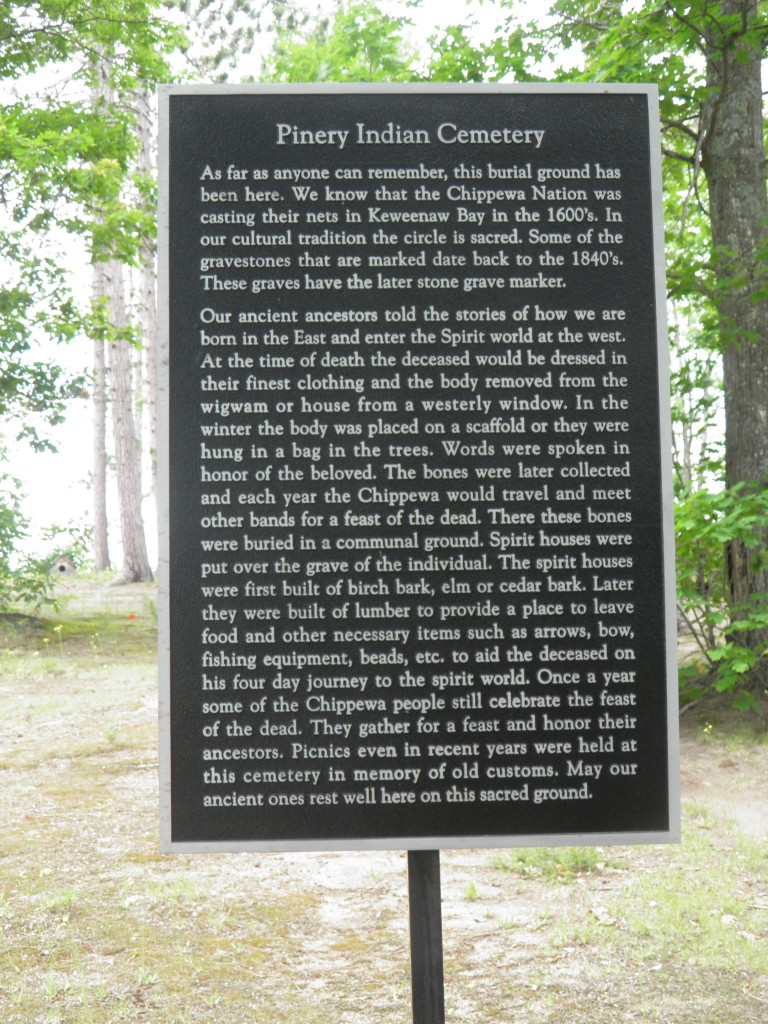 The U.P. is filled with history. You just have to get off the paved roads and go find it.